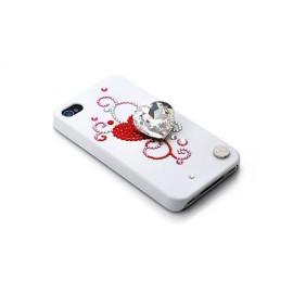 Shadow Heart Bling Swarovski Crystal Phone Cases