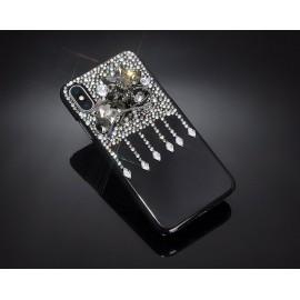 Drops Diamond Bling Swarovski Crystal iPhone Xs Max Cases