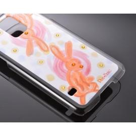 Easter Rabbit Bling Swarovski Crystal Phone Cases - Orange