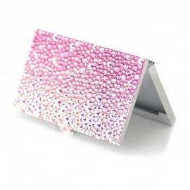 Gradual Bling Swarovski Crystal Business Card Case